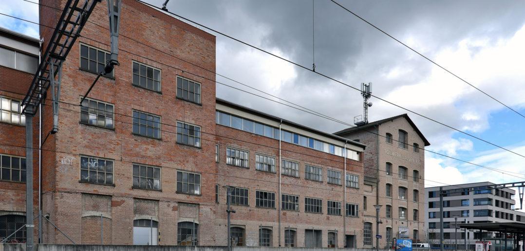 Tonwerk (West) Lausen © Simon Heiniger / Architektur Basel