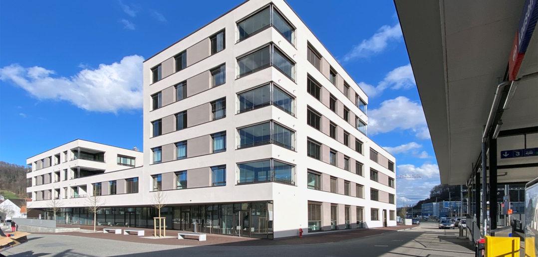 Neubau Tonwerk (Ost) Lausen © Simon Heiniger / Architektur Basel