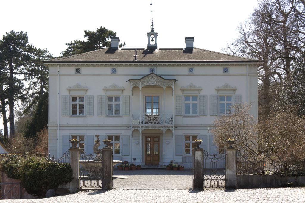 Villa Merian, Münchenstein © Simon Heiniger / Architektur Basel