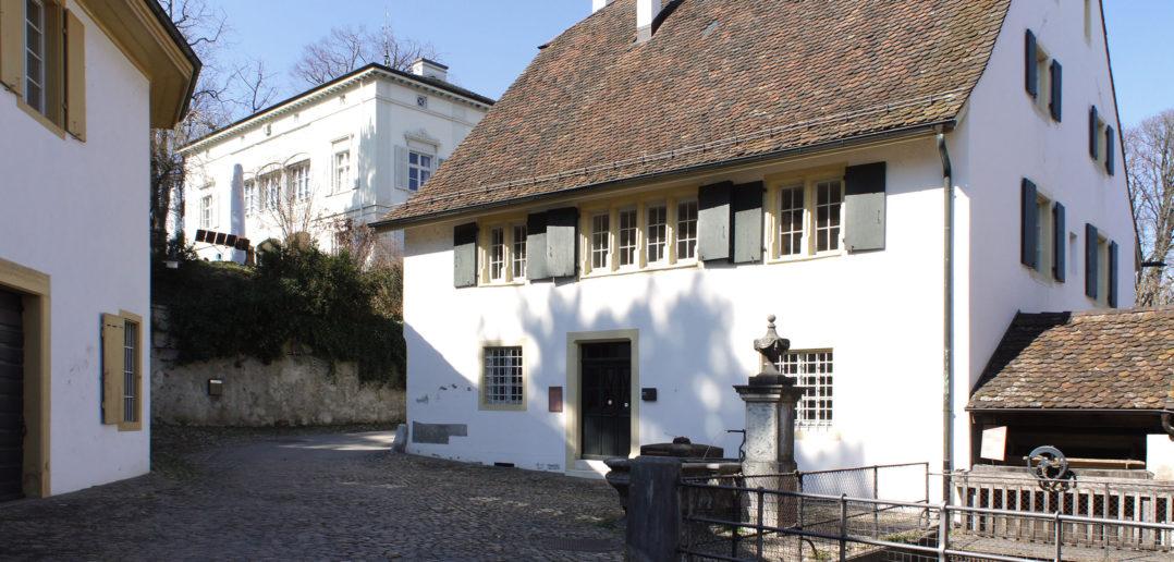 Mühle, Münchenstein © Simon Heiniger / Architektur Basel