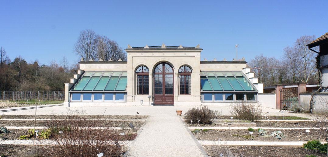 Orangerie, Münchenstein © Simon Heiniger / Architektur Basel