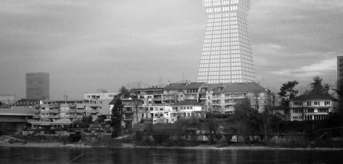 Baslerstab als Turm zu Basel, 2013