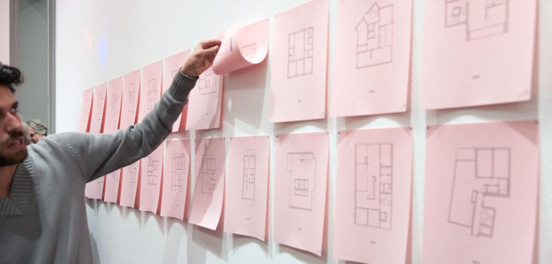 Gar nicht so einfach – Grundrisse erraten © Architektur Basel