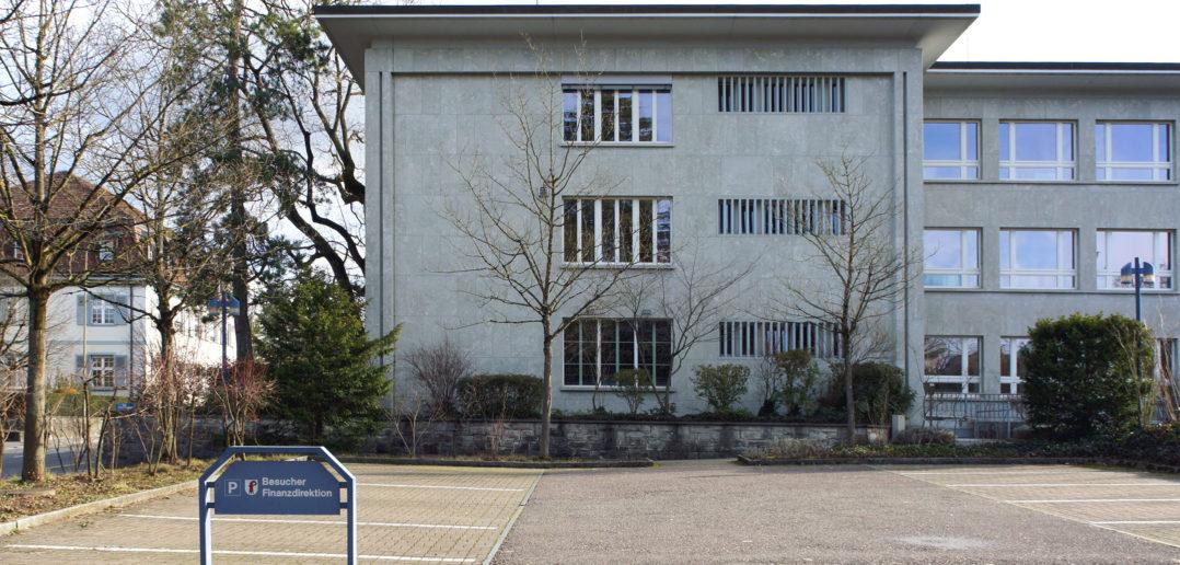 Nordwestfassade Nr.33 © Architektur Basel