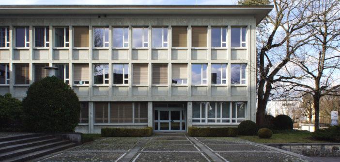 Südostfassade Nr.33 © Architektur Basel