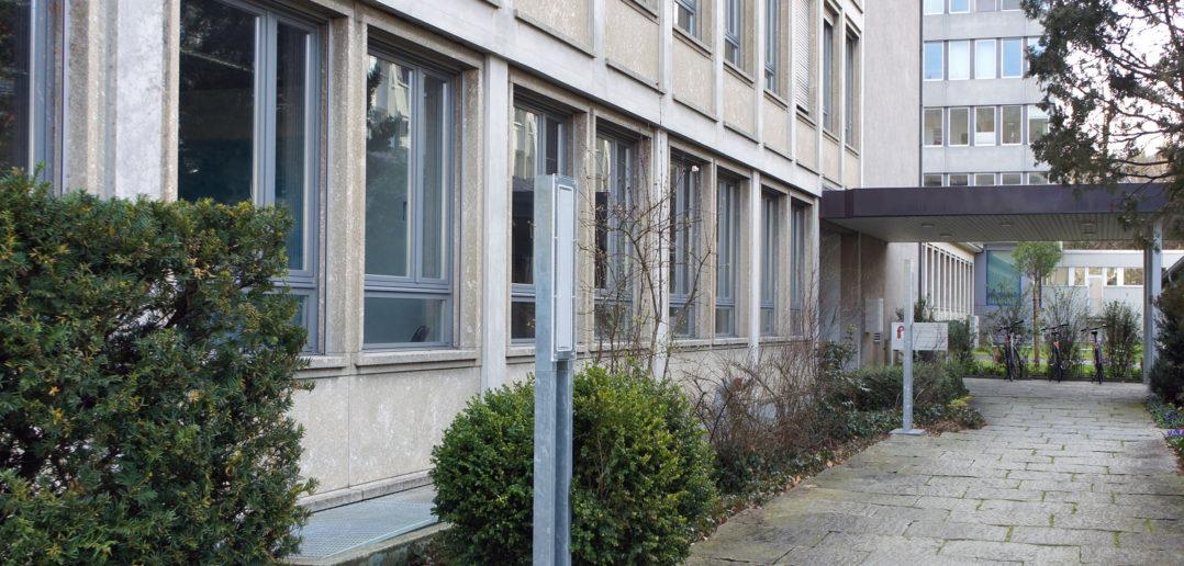 Zugang Nr.31 © Architektur Basel