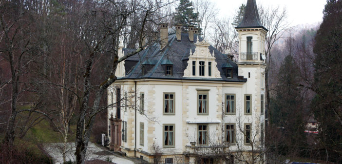 Villa Gelpke, Waldenburg © Architektur Basel
