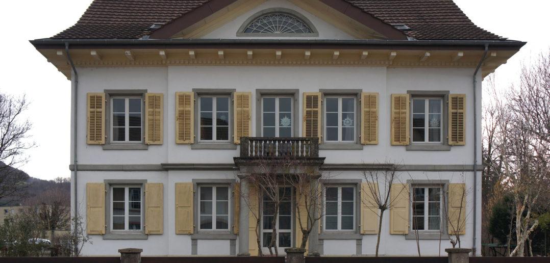 Villa Hoffmann, Sissach © Architektur Basel
