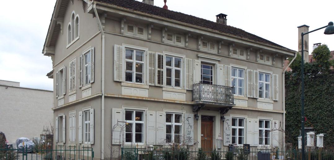 Villa Sütterlin, Sissach © Architektur Basel