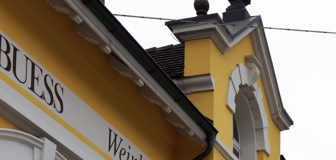 Weinhandlung Buess, Sissach © Architektur Basel