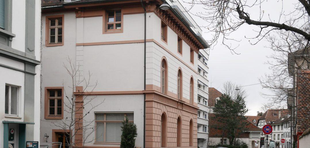 Wohnhaus Berri Malzgasse 16 © Architektur Basel