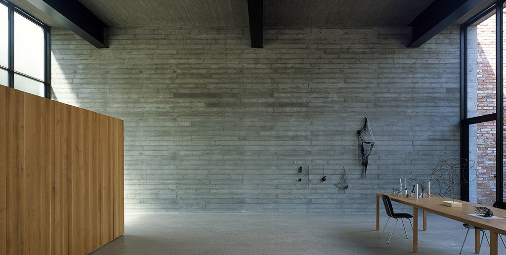 architectureclub_atelier sosnowska_Innenraum_008 ©Hélène Binet