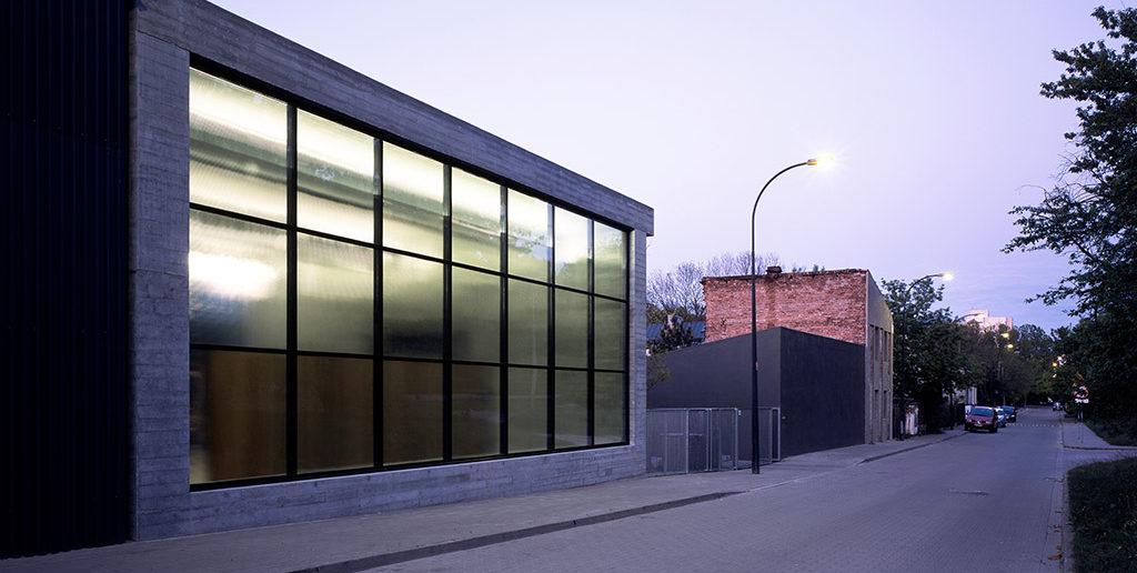 architectureclub_atelier sosnowska_Ansicht Strasse_010 ©Hélène Binet