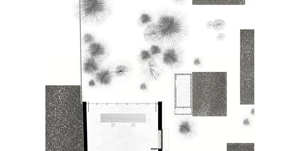 architectureclub_atelier sosnowska_Lageplan 019 ©Architecture Club