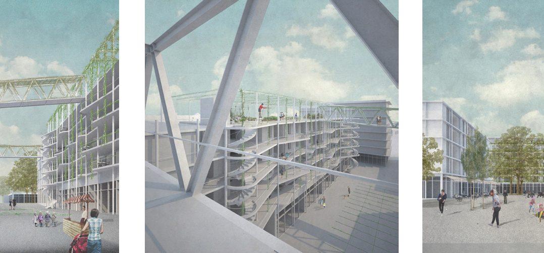 Im Platti – Buchner Bründler Architekten, Basel