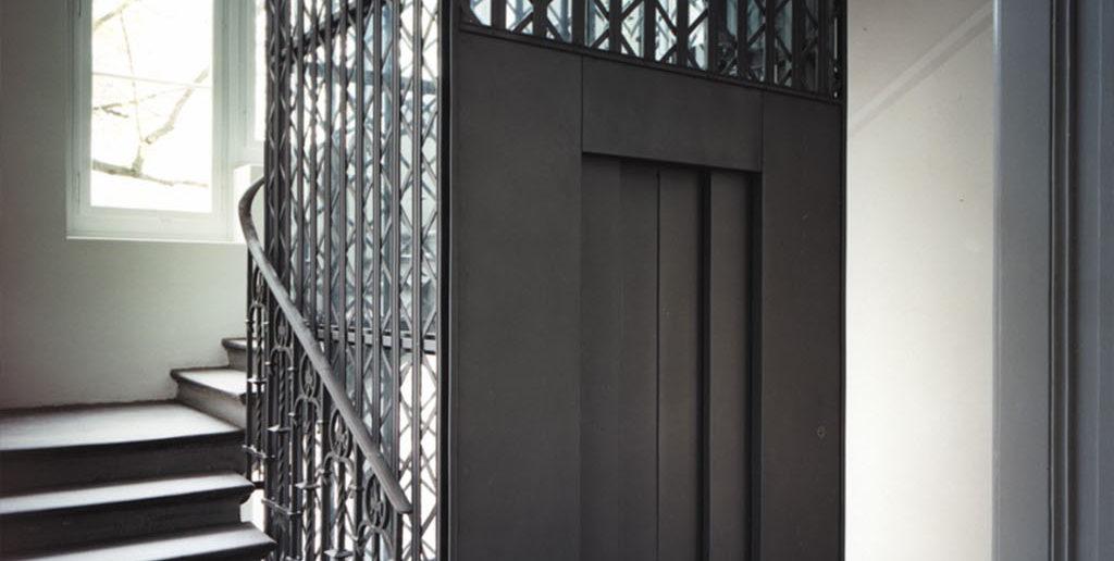 Aufzug Hotel Au Violon
