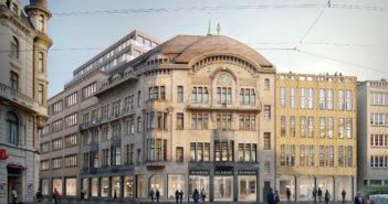 Umbau Globus Basel © Miller & Maranta