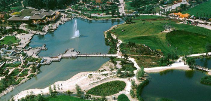 Luftaufnahme Grün 80 © Bildarchiv der ETH-Bibliothek