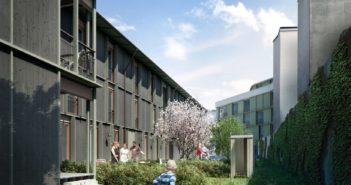 Wohnüberbauung Maiengasse © Raumgleiter AG