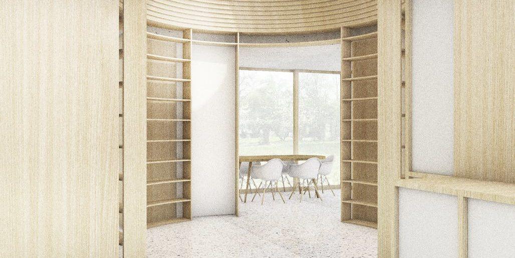 movable house © Rahbaran Hürzeler Architekten