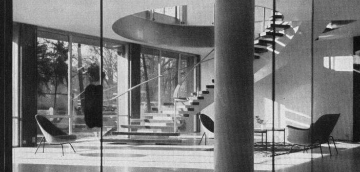Bürohaus Baloise Aeschengraben / Hermann Baur / 1955