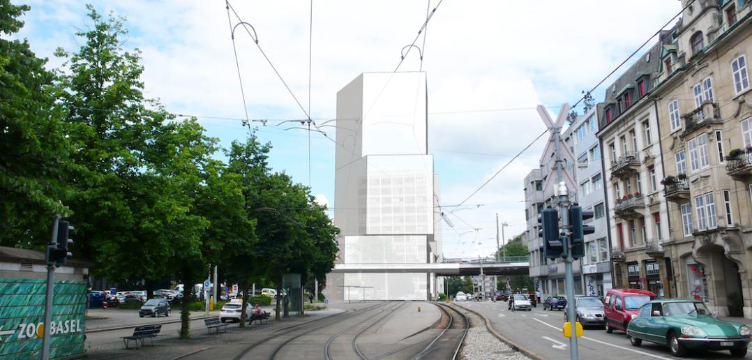 «Über den Wolken ...» Vortrag von Ute Schneider, KCAP Architects & Planners, 17.04.2018 | Bild: KCAP Architects & Planners