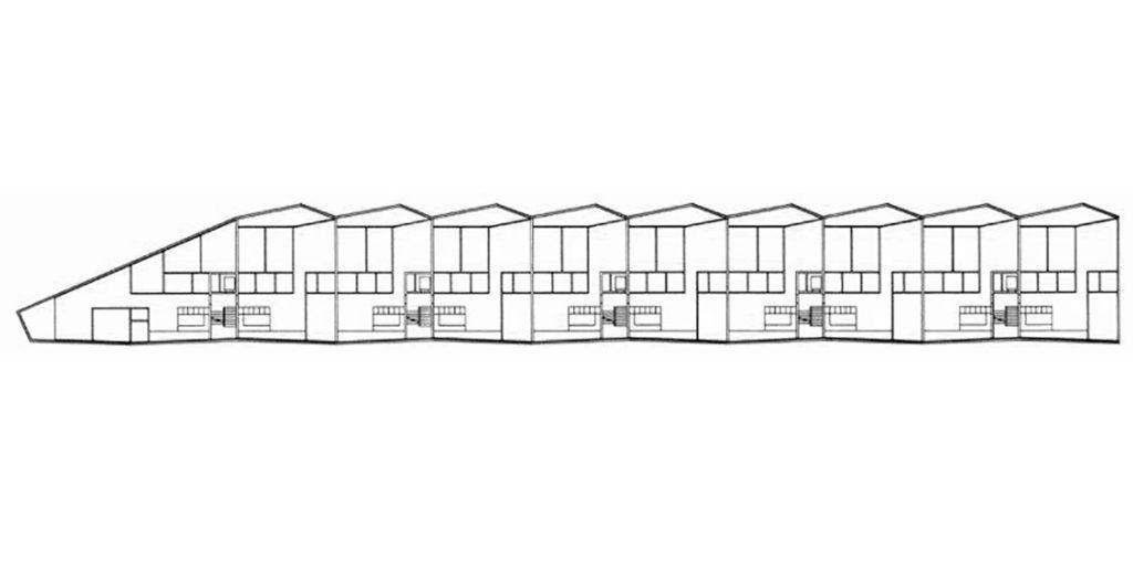 Wohnungen am St. Alban-Ring, 2002