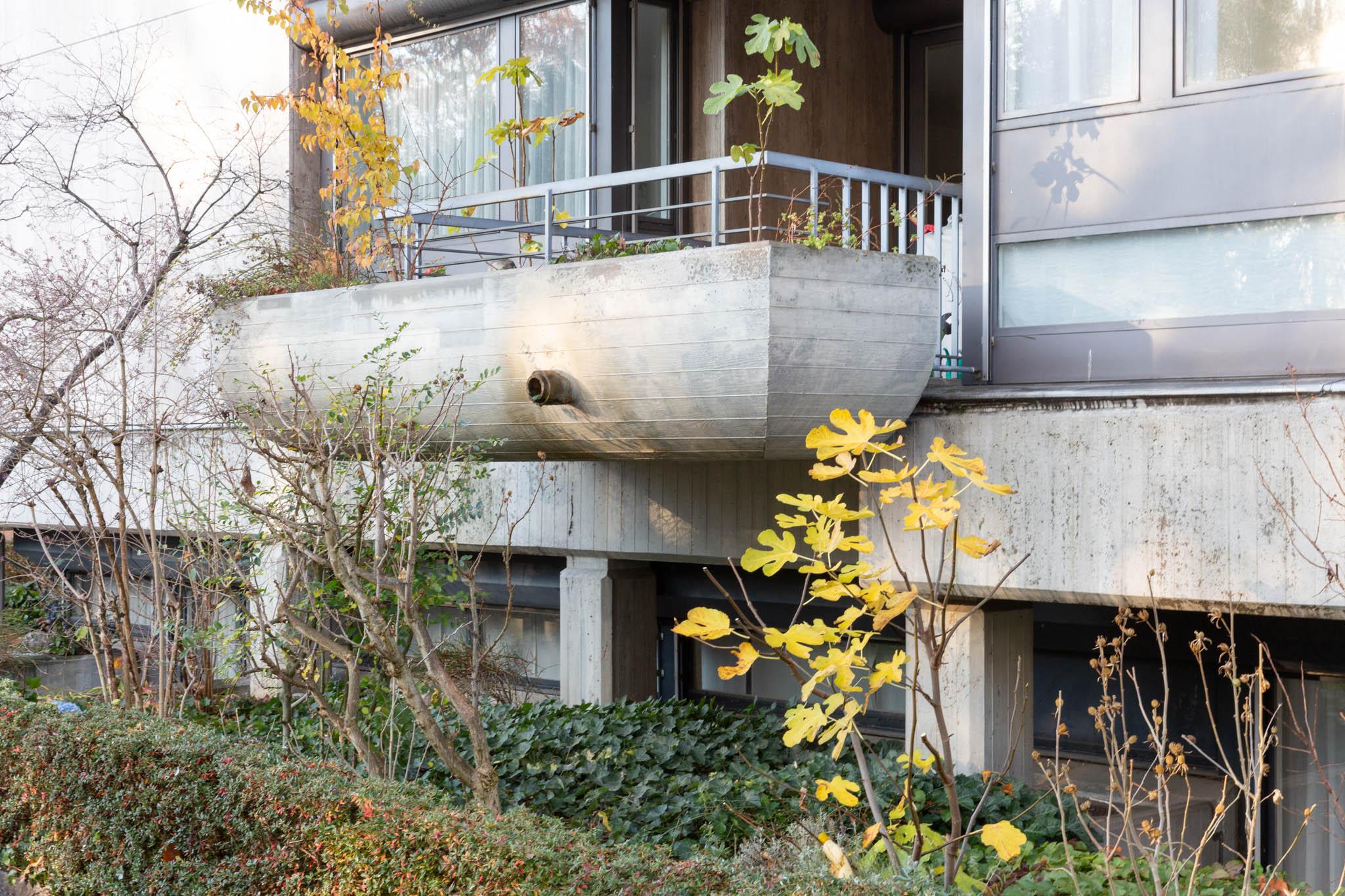 Wohnhaus Wielandplatz © Burckhardt+Partne